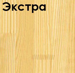 Щит из сосны 800x200x18 «Экстра»