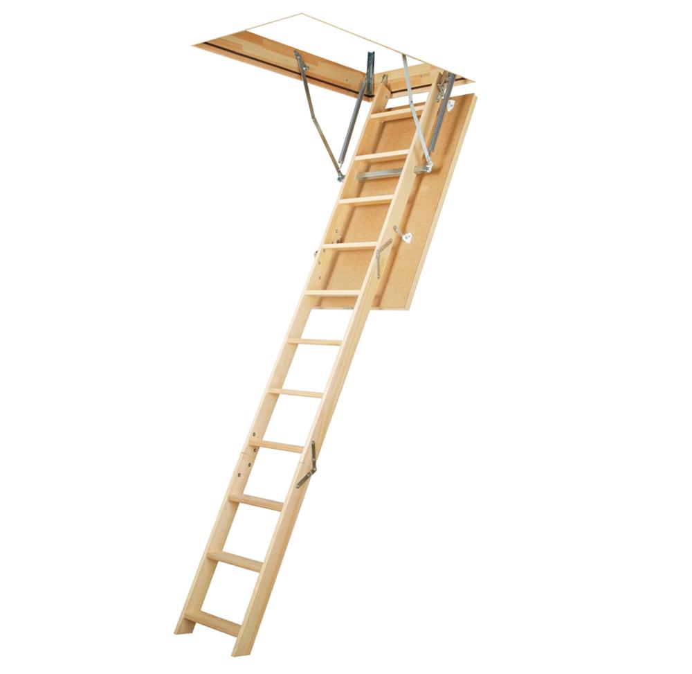 Лестница чердачная FAKRO LWS Plus 120х60/280 см
