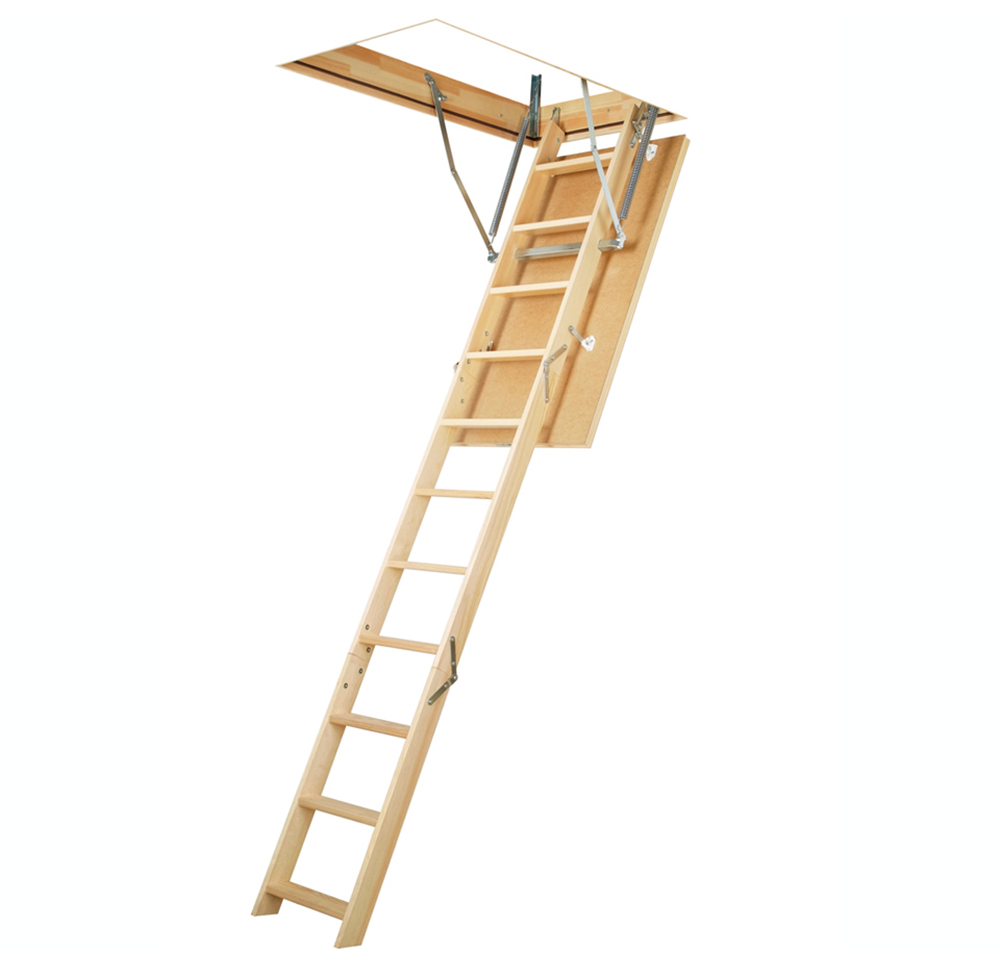 Лестница чердачная FAKRO LWS Plus 120х70/335 см