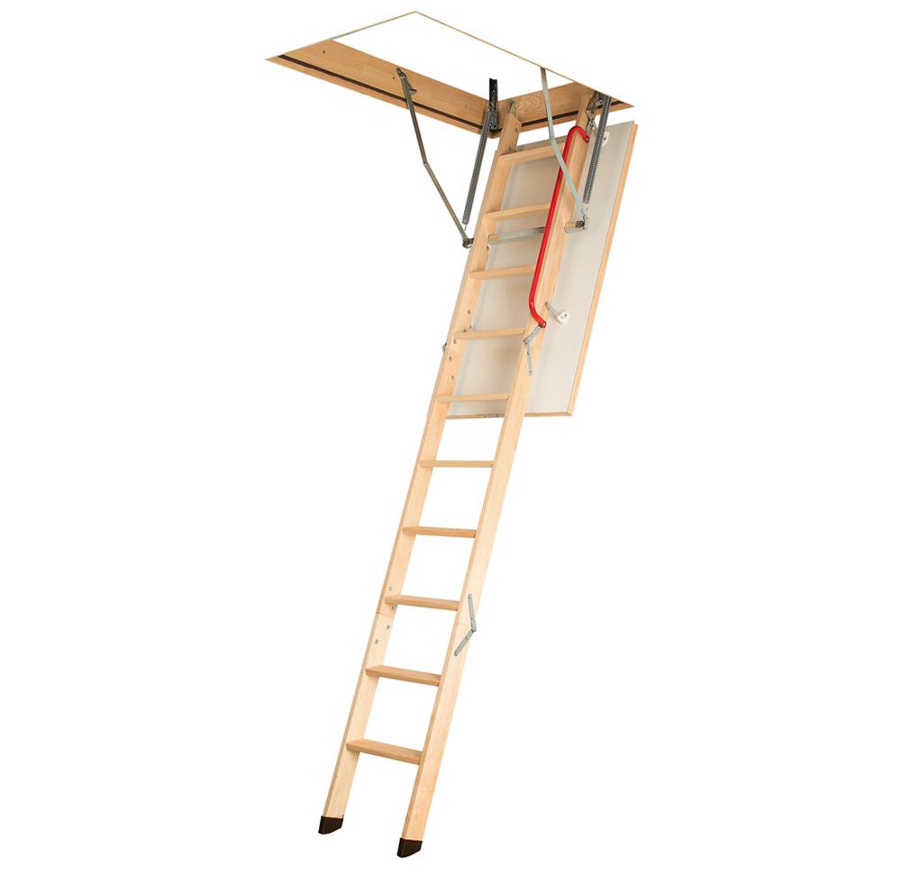 Лестница чердачная FAKRO LWK Plus 120х70/280 см