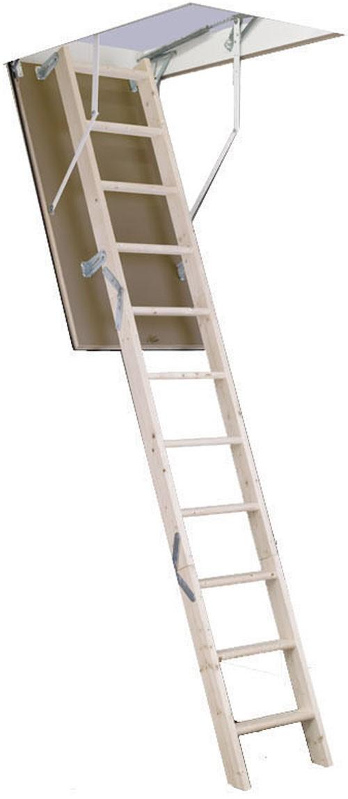 Лестница чердачная MINKA Standart ISO 120х70