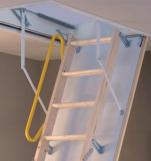Поручень для чердачной лестницы MINKA