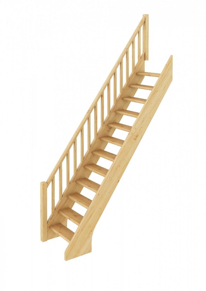 Лестница  ЛС-10у  сосна  (3 уп)