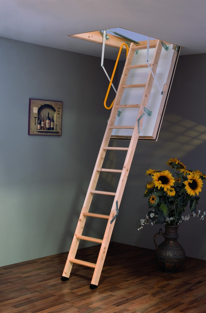 Лестница чердачная MINKA Polar extrem 140х70