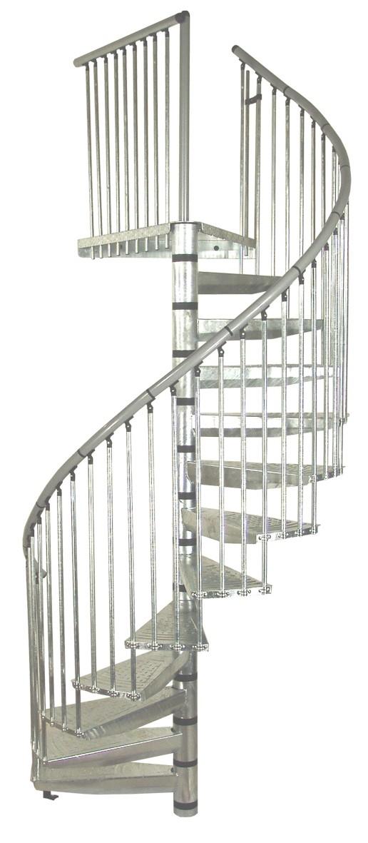 Уличная лестница MINKA Rondo-Zink 140